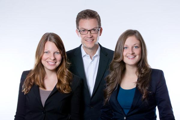 Das PR-Team von INTERSPORT