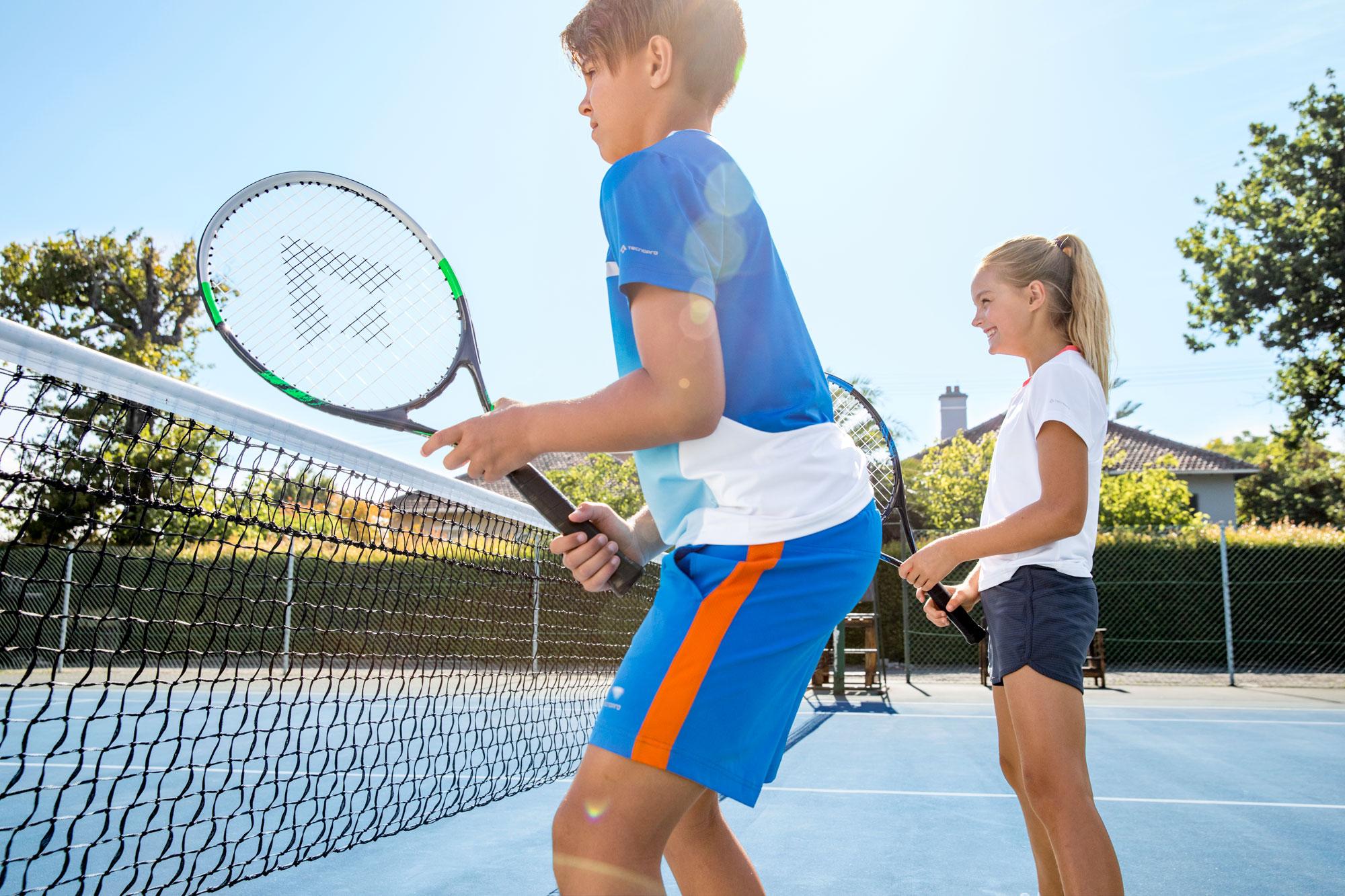 buy online 6f872 a14ff Tennisschuhe & Tennisausrüstung für Kinder | Tipps | INTERSPORT