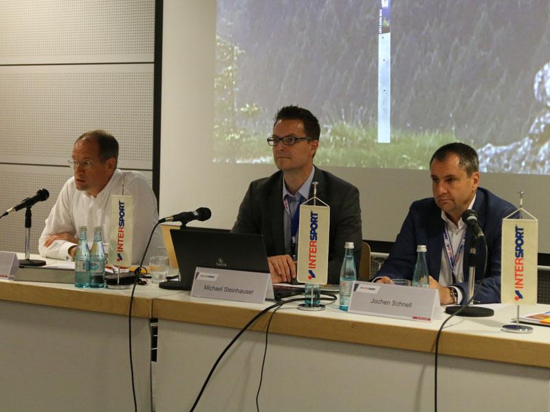 Kim Roether, Michael Steinhauser, Jochen Schnell