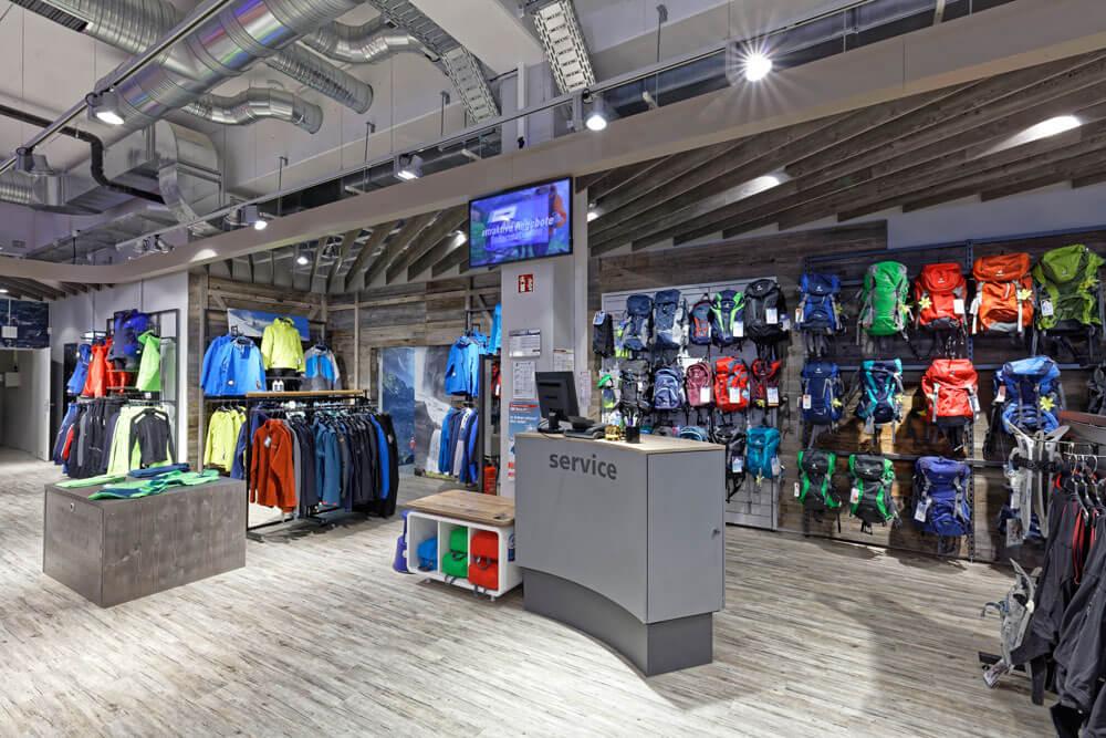 Kletterausrüstung Intersport : Partnerschaft mit intersport
