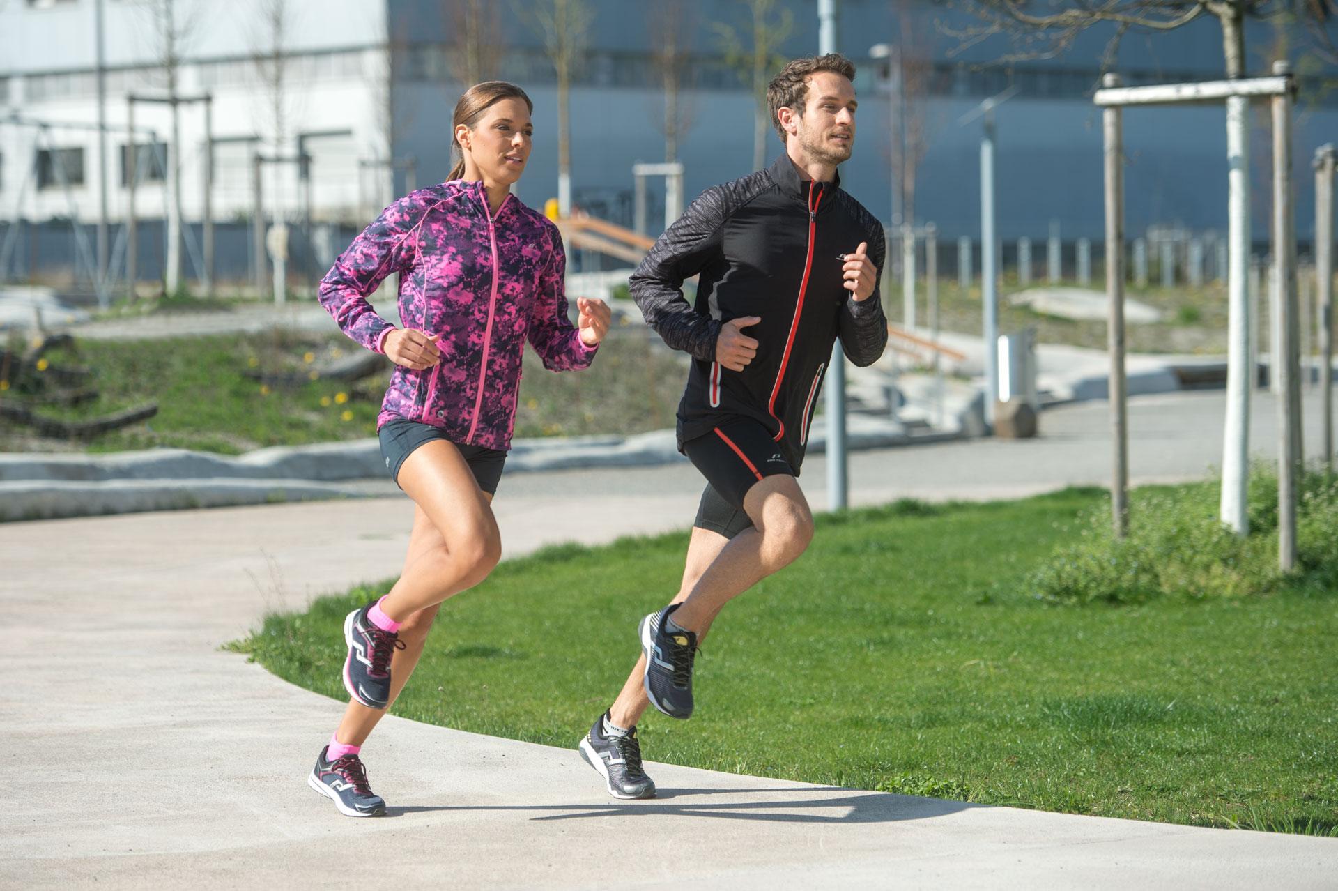 PRO TOUCH Damen Sporthose Overknee Paiva III Hose Leggings Tight Sporthose