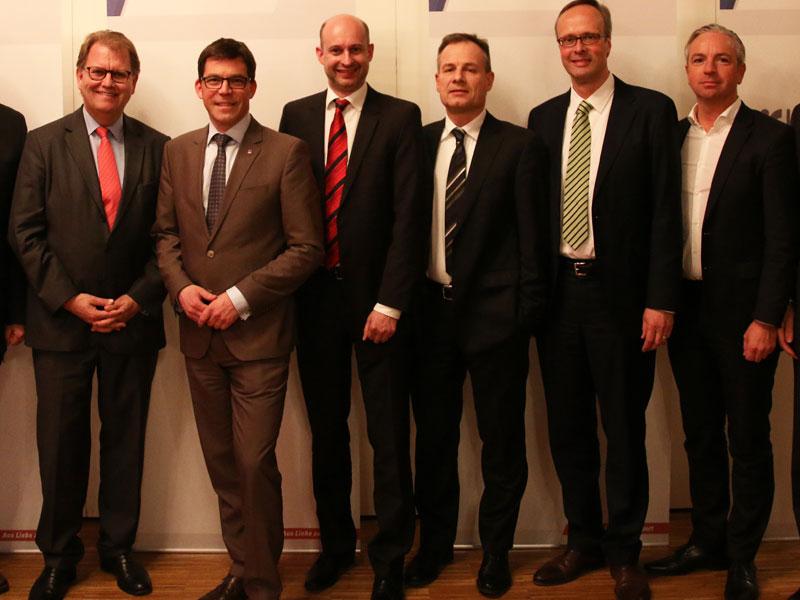 Teil des Aufsichtsrats INTERSPORT Deutschland eG