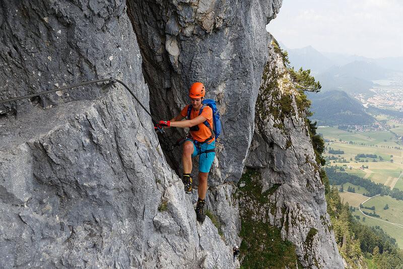 Klettersteig Intersport : Kletter aktivitäten gipfeltreffen intersport events