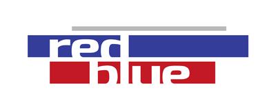redblue-Logo